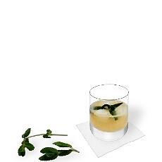 Diferentes decoraciones para Whiskey Sour