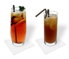 Long-drink glasses