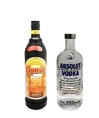 Ingredientes para Black Russian