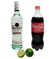 Ingredientes para Cuba Libre