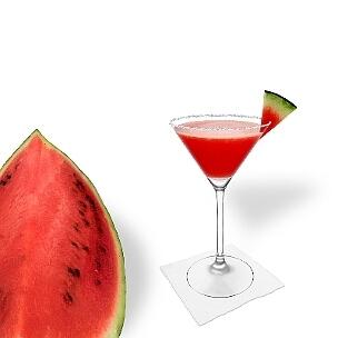 Vasos de Martini con su borde largo y fino son ideal para una pizca de azúcar o sal.