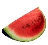 Preparación de Frozen Watermelon Margarita: Preparación de la sandía