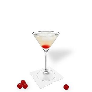 Copas de Martini son otra opción para presentar Gin Sour.