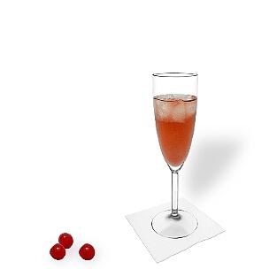Kir es una bebida para mujeres, pero también los hombres lo toman.