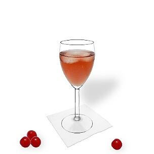 A lo mejor sirves Kir en copas de champán o copas de vino sin decoración.