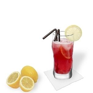 Todos vasos largos son ideal para Long Beach Ice Tea.