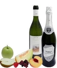 Ingredientes para Ponche de Frutas: Estándar