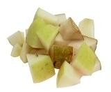 Preparación de Sangria Blanca: Preparación de las frutas