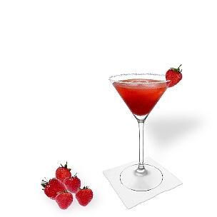 La copa de Martini es una buena alternativa para Strawberry Margarita.