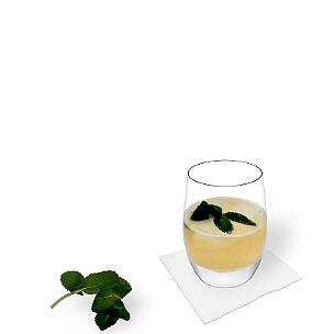 A lo mejor sirves Whisky Sour en un vaso Tumbler.