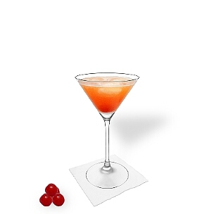 Martini glasses are another great option for Aperol Sour.