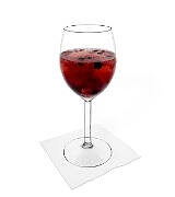 Berry PunchPreparation: Serving