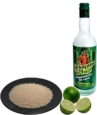 Caipirinha ingredients: Original (standard)