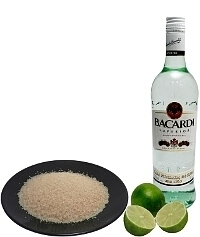 Caipirissima ingredients: Original (standard)