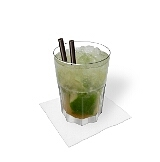 CaipirissimaPreparation: Serving