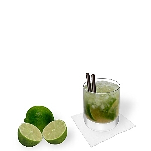 Caipiroska is Caipirinha with vodka instead of Cachaça.