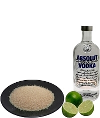 Caipiroska ingredients: Original (standard)