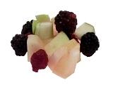 Fruit PunchPreparation: Preparation of the fruits