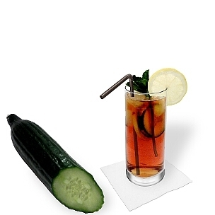 Dont forget to add cucumber to Pimms No.1.
