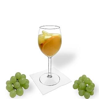 Sangria Blanca (white Sangria) - Original Recipe